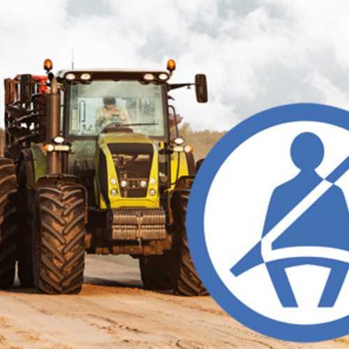FLASH > Santé-Sécurité : Ensilage / tas de maïs / conduite tracteur