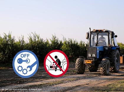 FLASH SST #3 : Sécurité autour des tonnes à eau / tronçonneuse / Sécurité routière